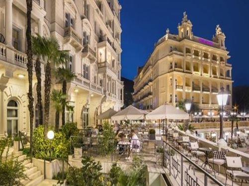 Hotel PALACE-BELLEVUE Opatija****