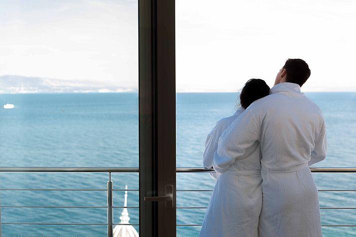 Pacchetto benessere WELLNESS ROMANTICO a Design Hotel ASTORIA