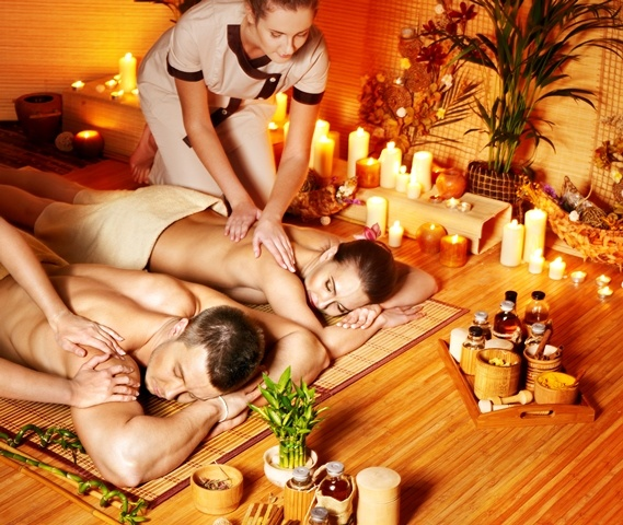 Wellness pacchetto TOTAL RELAX WEEKEND PER DUE