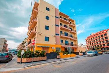 Malta - Huli Hotel & Apartments 2
