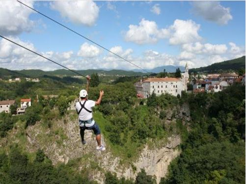 Ausflug -  Adventure in Istra