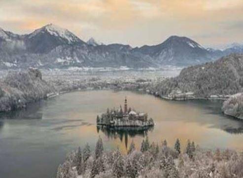 Skijanje u Sloveniji 2016/2017- Bled