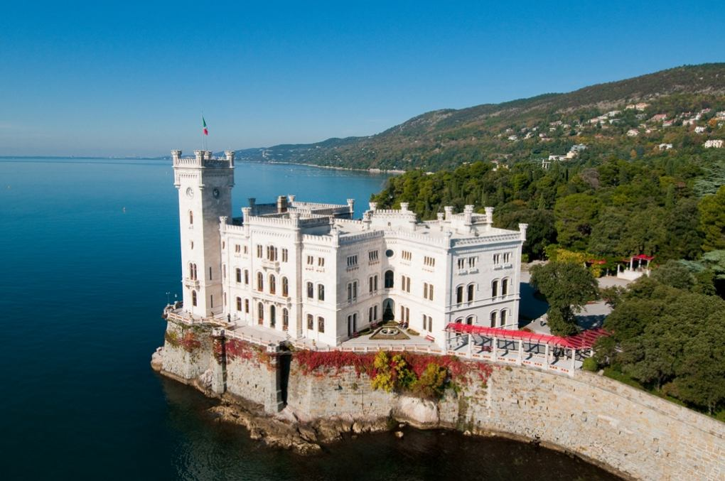 Excursion - Trieste - S.Giusto - Miramare