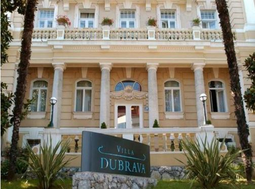 Hotel VILLA DUBRAVA ***